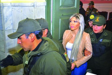 Sentencia contra Zapata aún no está ejecutoriada