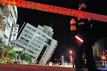 Fuerte sismo en Taiwán deja alarma y destrozos