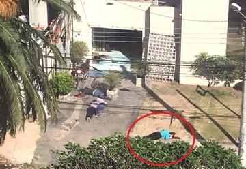 Informe: Bala que mató a Ana Lorena vino del edificio contiguo a Eurochronos