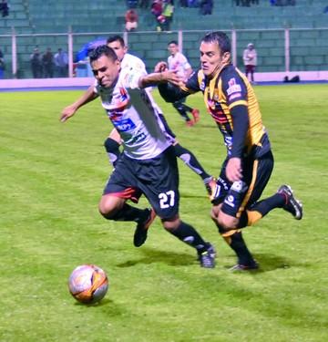 El Tigre se acuerda de ganar en Liga y lo hace en Potosí