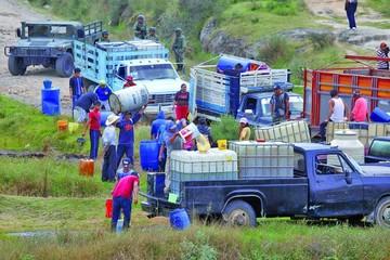 México: Violencia se expande a tres municipios