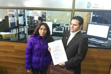 Diputada objeta la Ley del Notariado Plurinacional y pide declarar inconstitucional