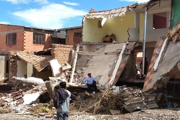 Un total de 14 municipios de Bolivia están declarados como zona de desastre