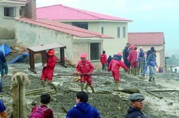 Desastre en 14 municipios y otros 20 en emergencia