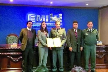 EMI revela que probó misil de fabricación boliviana