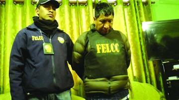Capturan a extranjero asaltante en El Alto