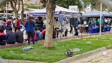 Excesos y descontrol tiñen los carnavales en la ciudad