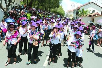 El Carnaval de Antaño invita hoy al festejo saludable y con alegría