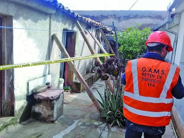 Lluvias vulneran canal Ravelo que estuvo cortado 17 horas