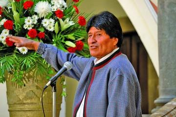 Morales recuerda la fundación de Cobija