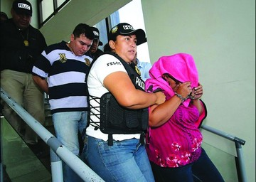 Envían a Palmasola a ex policía acusado de matar a Herrera