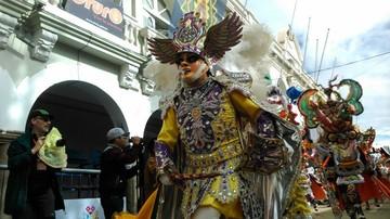 El Carnaval de Oruro comienza a mostrar su esplendor al mundo
