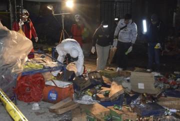 Oruro: Explosión de garrafa de gas deja al menos ocho muertos