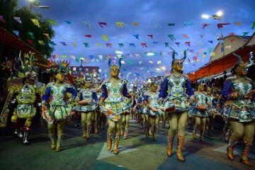 El Carnaval de Oruro vuelve a deslumbrar con su belleza