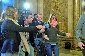 Separatistas catalanes no pueden formar gobierno