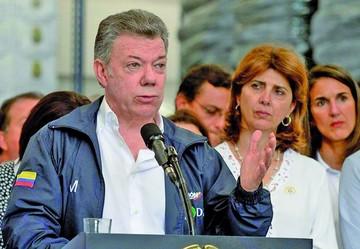 Santos ve dificultades para reiniciar diálogo con rebeldes del ELN
