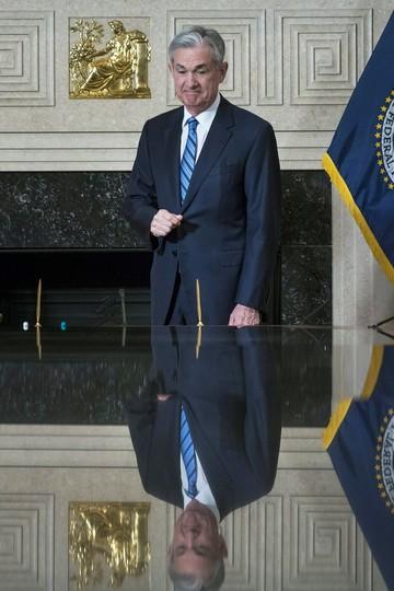 Reserva Federal tiene un nuevo presidente