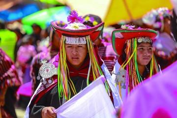 Carnaval nativo tarabuqueño