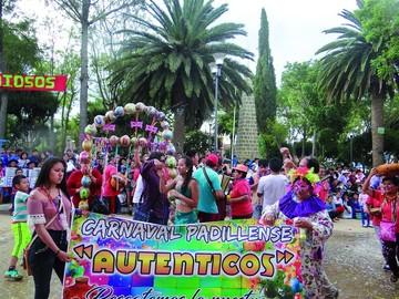 Carnaval padillense