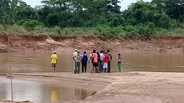 Rescatan cuerpo de médico ahogado en río Maniqui