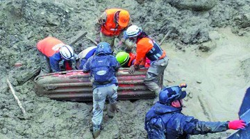 Las lluvias dejan 16 personas  fallecidas en lo que va del año