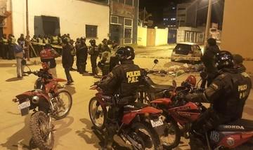 Policía confirma que segunda explosión en Oruro fue un atentado con dinamita