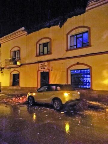 Identifican 400 casas vulnerables a lluvias en el Distrito 1 de Sucre