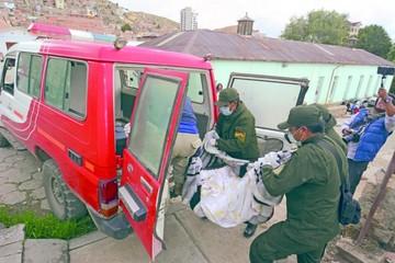Policía: Segunda explosión en Oruro fue con dinamita