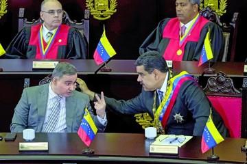 Exclusión enoja a Maduro y régimen acusa a EE.UU.