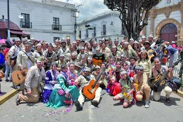 Carnaval de Antaño 2018