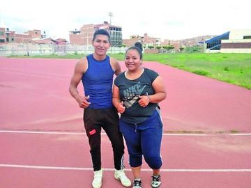 Atletas locales piden apoyo