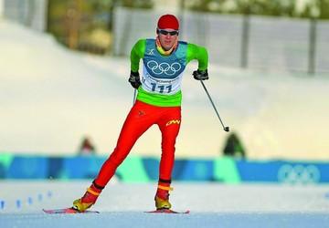 Boliviano Gronlund cierra su participación en Juegos