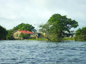 Seis departamentos en el país aún registran desborde de ríos