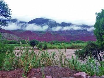 Chuquisaca: Las lluvias seguirán por lo menos hasta el miércoles