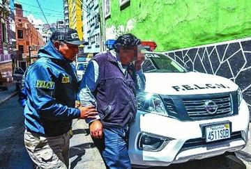 Ex gerente de Bolivia TV con arresto domiciliario