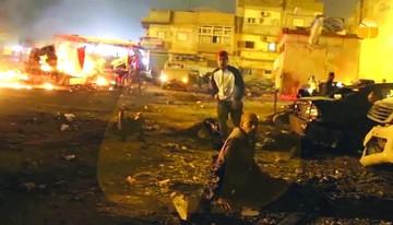 Cohetes matan a personas en Damasco