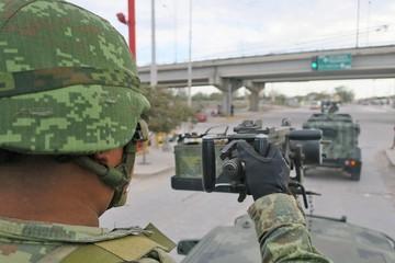 Reynosa, la ciudad mexicana donde se vive el día entre balas