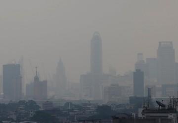 OMS: Contaminación mata a 6,5 millones al año