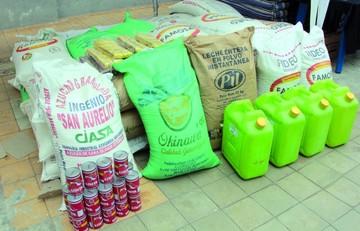Escuelas rurales no reciben productos para el desayuno