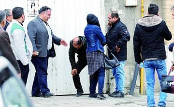 Avión se estrella en Irán con al menos 66 personas a bordo