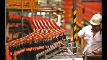 Ventas de Coca-Cola superan expectativas por aguas y café