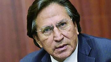Un juez solicita la extradición de Alejandro Toledo