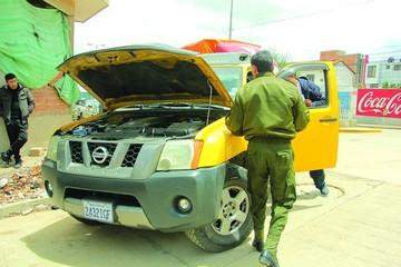La inspección vehicular supera el 8% de previsión