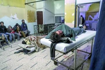 """Bombardeos en Siria son """"crímenes de guerra"""": AI"""