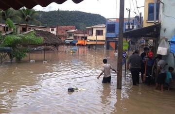 Guanay, Tipuani y San Ramón vuelven a ser golpeadas por las inundaciones