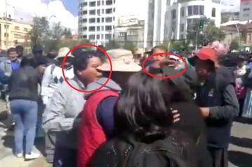 Surgen pedidos de renuncia de Félix Cárdenas por su agresión en el 21F