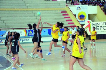 Handball ratifica a Sucre como sede de campamento