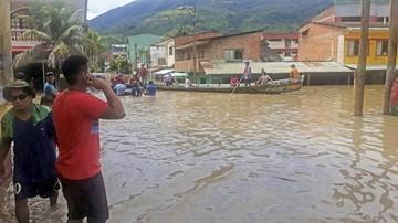 Riadas aislan poblado beniano y dejan graves daños en La Paz