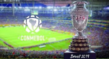 Brasil alista Copa América