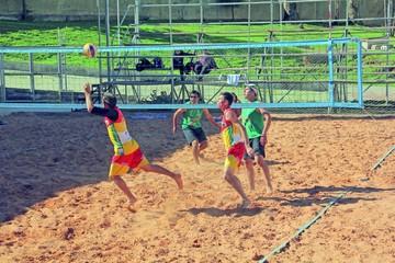 Beach Vóley: Una veintena de dúos en competencia